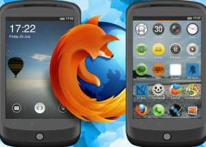 Firefox for Android screenshot