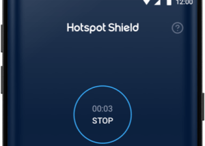 Hotspot Shield VPN for Android download screenshot