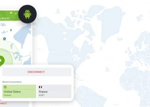 NordVPN for Android download screenshot